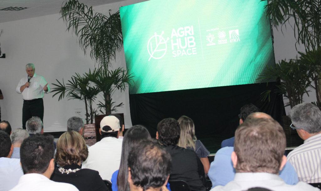 Inauguração AgriHub Space