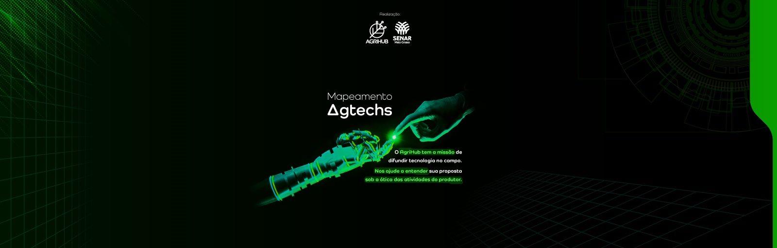 Mapeamento Agtechs AgriHub