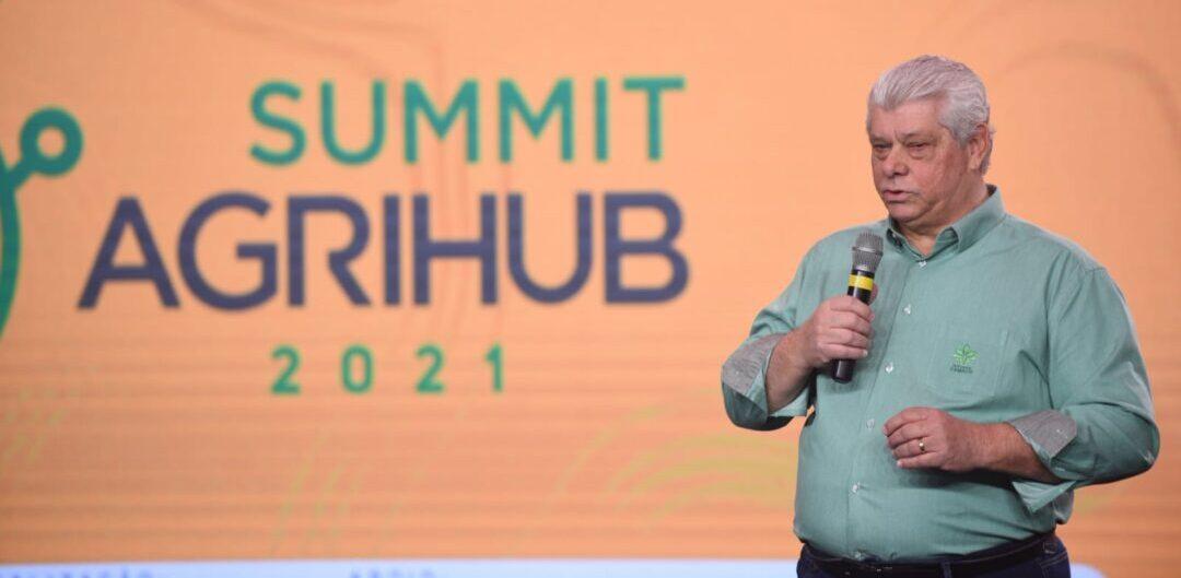 Summit AgriHub 2021 Presidente Famato Normando Corral